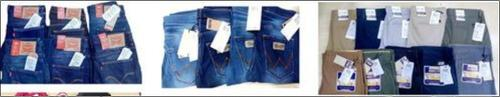 Branded Jeans Denim With Brand Bill (For Resell)