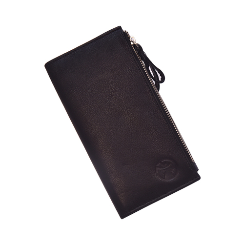 Unisex Passport Holder cum Ladies Leather Clutch