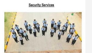 Industrial Security Staff Services