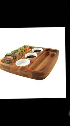 Wooden Game Box Tray