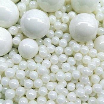 Zirconia White Oxide Ball