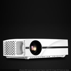 F20UP 3800 Lumens Wireless Smart Home Theater Projector