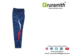 Super Poly Running Track Pants