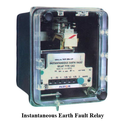 Earth Fault Relay - Manufacturers & Suppliers, Dealers