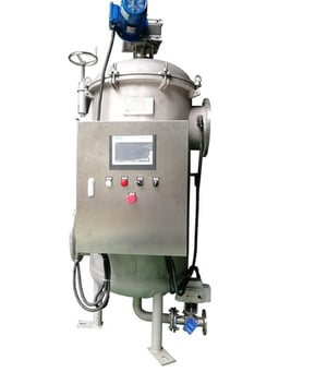 TPBC Self-Cleaning Water Filter