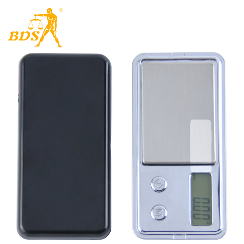 Bds-908 Mini Portable Jewelry Weighing Scale