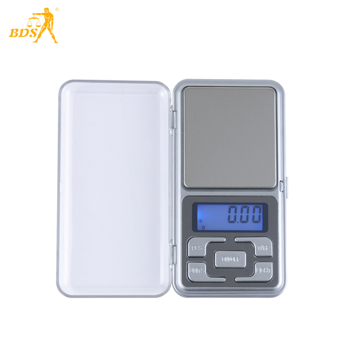 BDS-MH Mini Digital Electronic Jewelry Weighing Pocket Scale Accuracy: 0.01g/0.1g gm