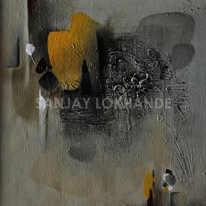 Home Decorative Abstract Painting Service