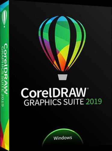 CorelDRAW Graphic Suite 2019 (Non-commercial License)