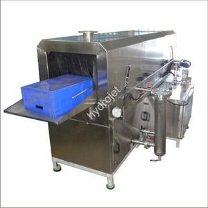 High Efficiency Tray Cleaning Machine
