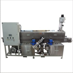 High Pressure Component Cleaning Machine
