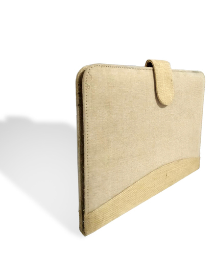 Elegant And Stylish Jute File And Folder