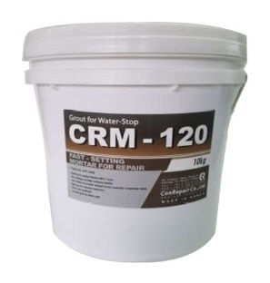Crm - 120 Fast Setting Mortar