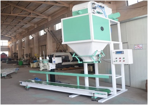 Automatic Bag Filling Machine