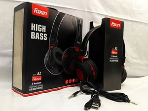 Foxin Bluetooth Prtable Stereo Headphone