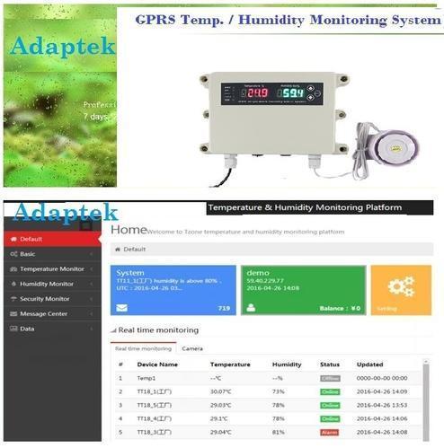 Poultry Farm Temperature Monitoring