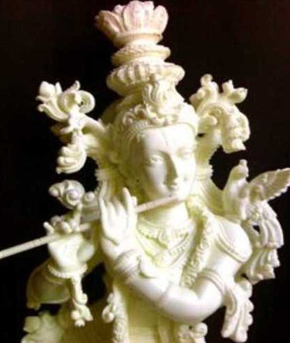 White Marble Statues Lord Krishna At Best Price In Jaipur