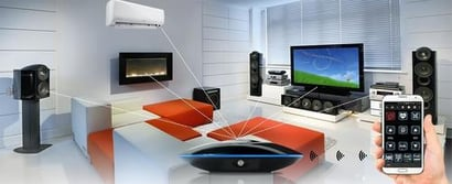 Smart Home Automation Device
