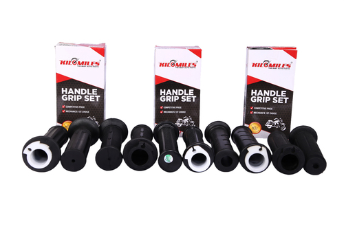 Two Wheeler Handle Grip Set
