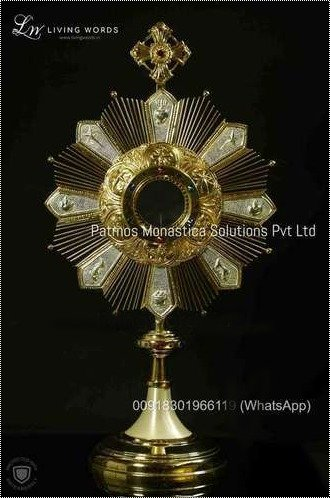 Rust Proof Church Monstrance Size: Available In Different Models And Sizes.