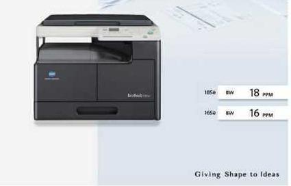 BH 165E Monochrome Printer
