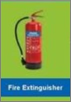 Industrial Portable Fire Extinguisher