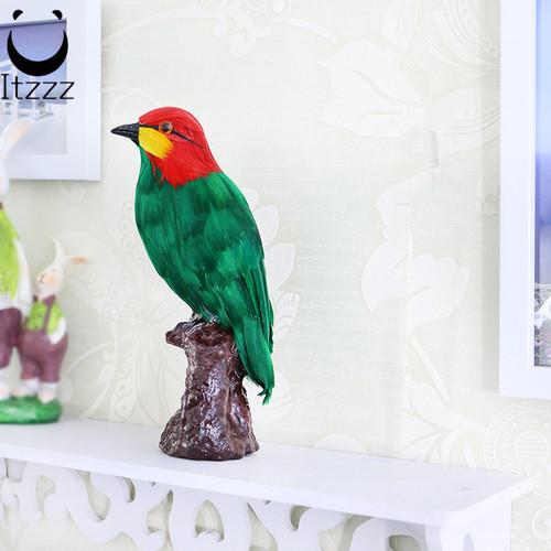Decor Furry Animal Bird