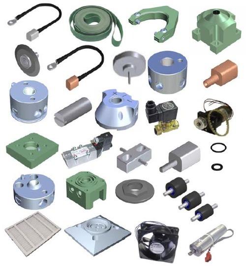 Wire Edm Machine Spare Parts
