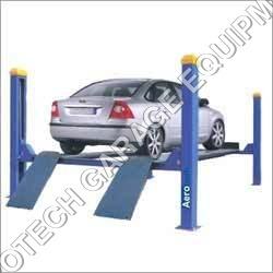 Wheel Alignment Four Post Lift