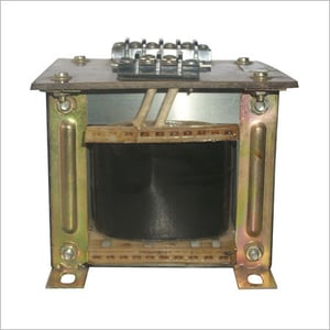 Two Phase Control Transformer