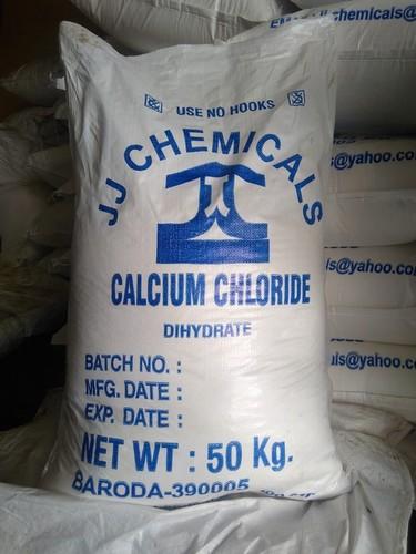 Calcium Chloride Dihydrate In Vadodara, Gujarat - Dealers