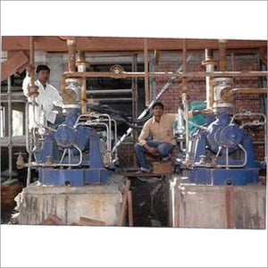 Boiler Feed Water Pump Services