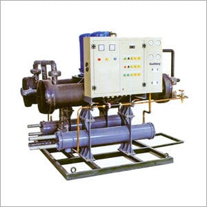 Skid Type Water Cooled Chiller