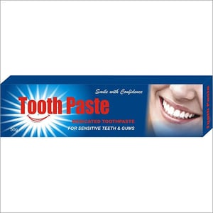 Medicated Toothpaste