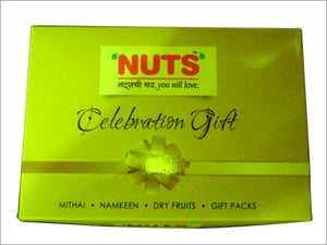 Dry Fruits Packaging Boxes
