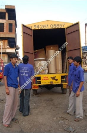 Goods Packing Moving Services