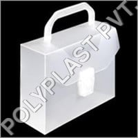 Suiting and Shirting Packaging PP Boxes