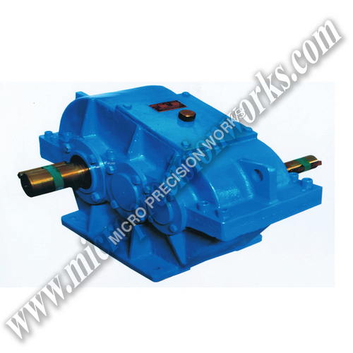 Micro Crane Duty / Helical Gearbox