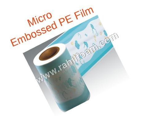 Micro Embossed PE film