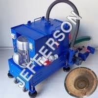 OIL FILTRATION SYSTEM (CENTRIFUGAL OIL CLEANING SY