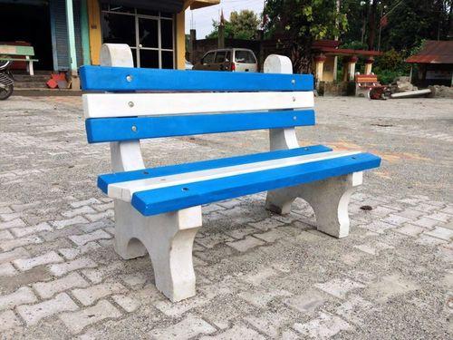 Rcc Precast Back Rest Chair Bench