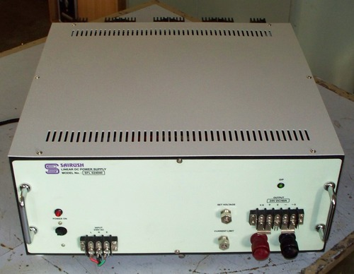 Fixed O/P Linear DC Power Supply