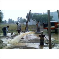 Tubewell Drilling Projects