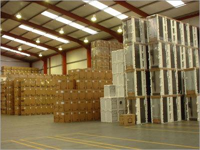 Warehousing Management Services