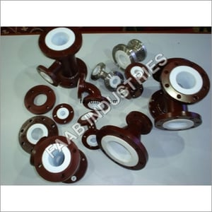 PP Lined Reducing Flange
