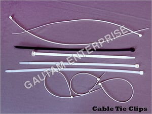 Cable Tie Clips