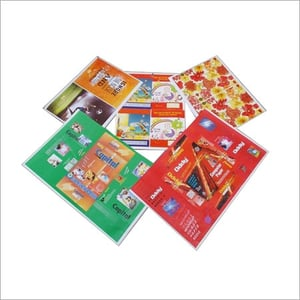 Customized Stationery Poster