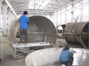 Precision Welded Pipe Fittings