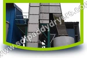 Paddy Parboiled Plant