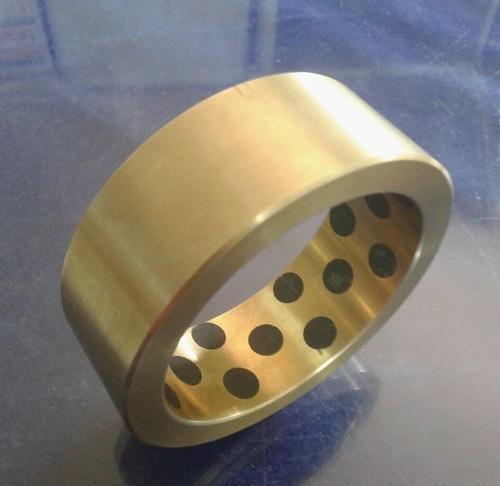 Aluminum Bronze Alloy Self Lubricating Bearing